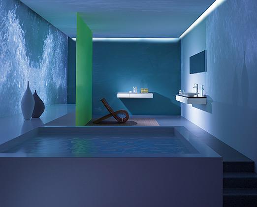 Diseno De Baños De Ninos:Que mejor para un baño moderno que un poco de tecnología!