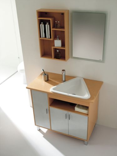 Muebles Para Baño Modernos:Muebles De Madera Para Banos