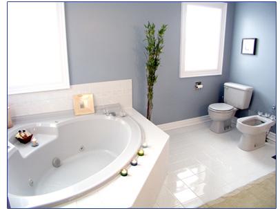 baños modernos con jacuzzi