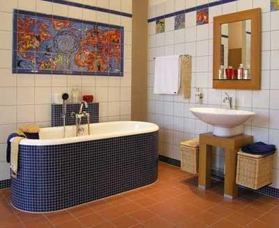 baño clasico